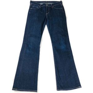 Citizens Of Humanity Sz 28 Mid Rise Bootcut Jeans